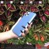 Otvaracie puzdro Roybens Clear View pre iPhone, Samsung, Huawei, Xiaomi a Honor modre luxria (2)