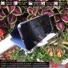 Otvaracie puzdro Roybens Clear View pre iPhone, Samsung, Huawei, Xiaomi a Honor modre luxria (4)