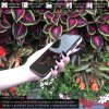 Otváracie Púzdro Roybens Clear View pre Apple iPhone zlate 2