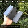 Otvaracie puzdro Roybens Clear View pre iPhone, Samsung, Huawei, Xiaomi a Honor cierne luxria (1)