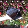 Otvaracie puzdro Roybens Clear View pre iPhone, Samsung, Huawei, Xiaomi a Honor cierne luxria (4)