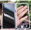 roybens magnetic magneticky obal pre samsung A7 2018 silver