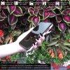 Otvaracie puzdro Roybens Clear View pre iPhone, Samsung, Huawei, Xiaomi a Honor zlate luxria (2)