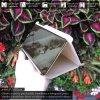 Otvaracie puzdro Roybens Clear View pre iPhone, Samsung, Huawei, Xiaomi a Honor zlate luxria (4)