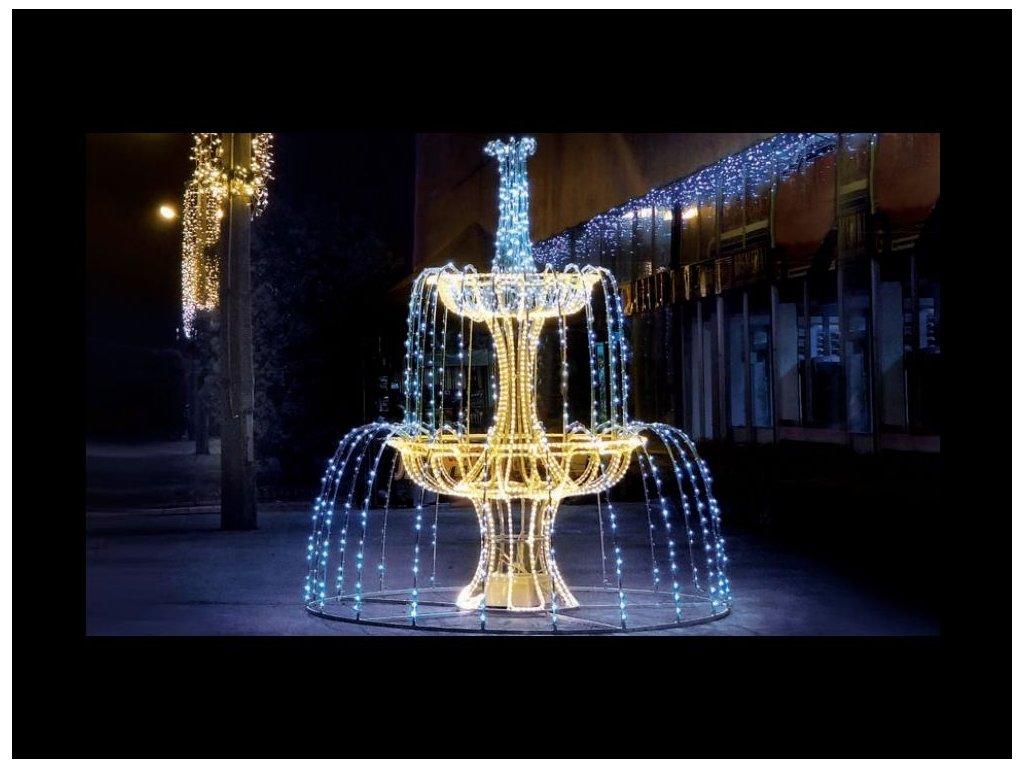 3D fontana