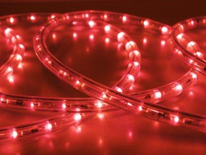Svetelná hadica červená