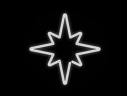 Svetelný motív hviezdička