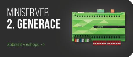 Loxone Miniserver 2.generace