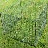 3420 metal komposter pro kompost 567 litru