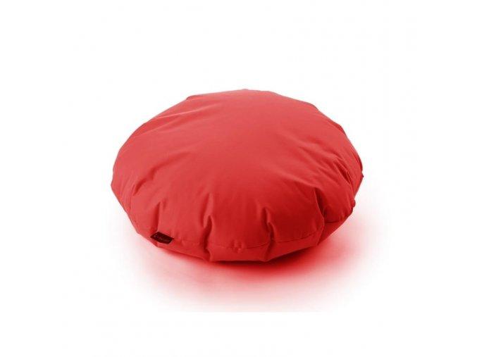 Sedací kruh Bullibag červený bu_07 (Sedací kruh Průměr 66 cm)