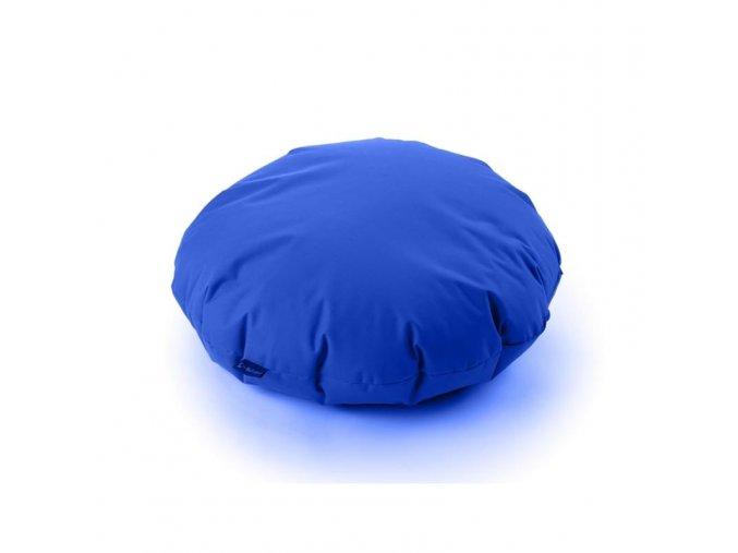 Sedací kruh Bullibag modrý bu_12 (Sedací kruh Průměr 66 cm)