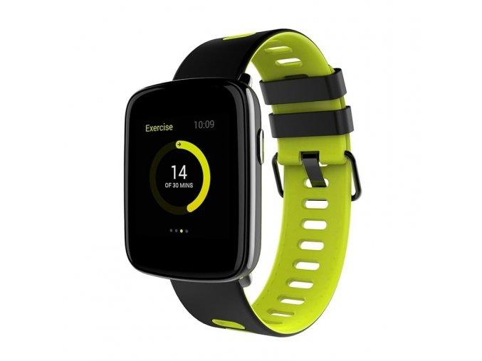 Sportovní chytré hodinky GV68 (Barva Oranžová)