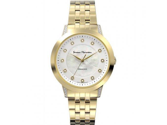 4533 damske hodinky serene marceau diamond series v s006 04