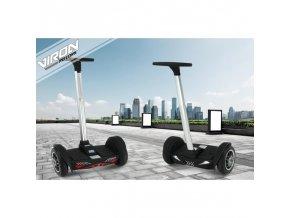 E-SegWheel Scooter - 800 Watt (Barva Bílá)
