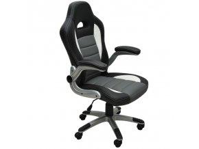 4518 4 ergonomicke kancelarske kreslo zidle