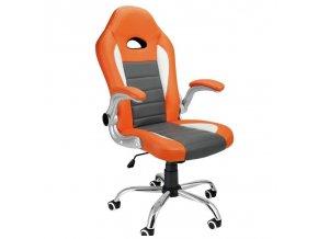 4485 2 ergonomicke kancelarske polohovatelne kreslo