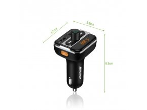 2354 fm bluetooth transmitter onever