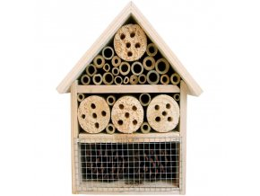 5010 hmyzi hotel dum pro uzitecny zahradni hmyz