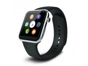 Chytré hodinky A9 (Barva Černá)