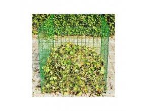3411 2 komposter 90 cm x 90 cm x 70 cm