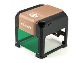 5118 laserovy gravirovaci stroj kkmoon k5 3000mw