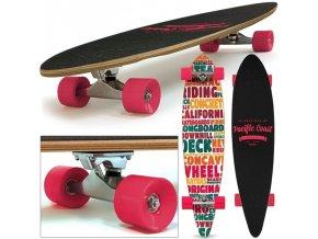 2126 longboard 112x 26 cm