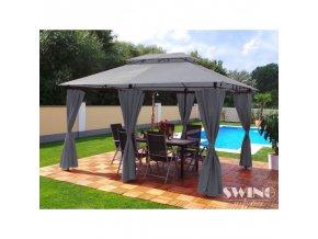 3306 5 luxusni pavilon minzo 3 x 4 m