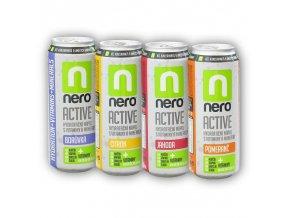 Nero active nápoj s vitamíny a minerály (Příchuť Pomeranč)