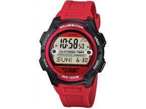 4551 panske hodinky casio sports w 756 4aes