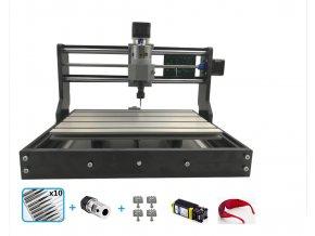 Laserový CNC gravírovací stroj GRBL ER11 (Verze 1000 mW)