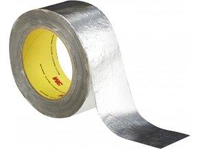 11948 3M Aluminium Glasgewebe Klebeband 363 Silber 50 mm x 33 m 1
