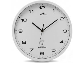 4218 radiove rizene nastenne hodiny