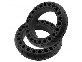 44285 plna pneumatika pro kolobezku xiaomi m365 9 5 snadna montaz cerna