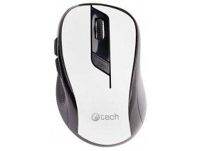 Bezdrátová Myš C TECH WLM 02 Bílá 1