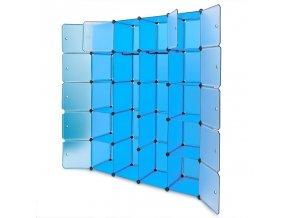 4107 5 vsestranna boxova skrin variabilne slozitelna