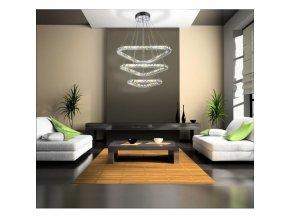 4263 designovy zavesny led lustr orseo samira