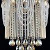 4356 kristalovy skleneny stropni lustr orseo treobis o 45cm