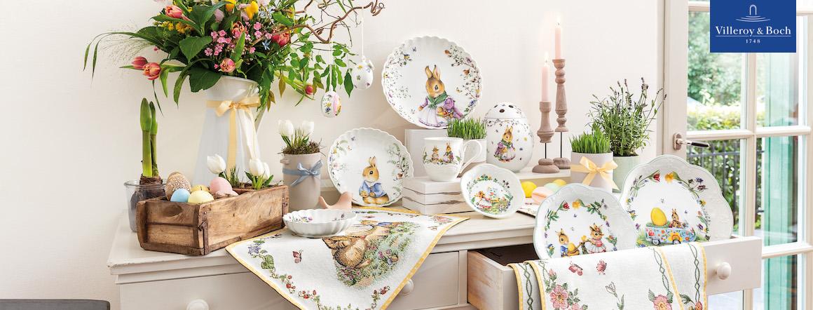 Velikonoční porcelán Spring Awakening, Villeroy & Boch