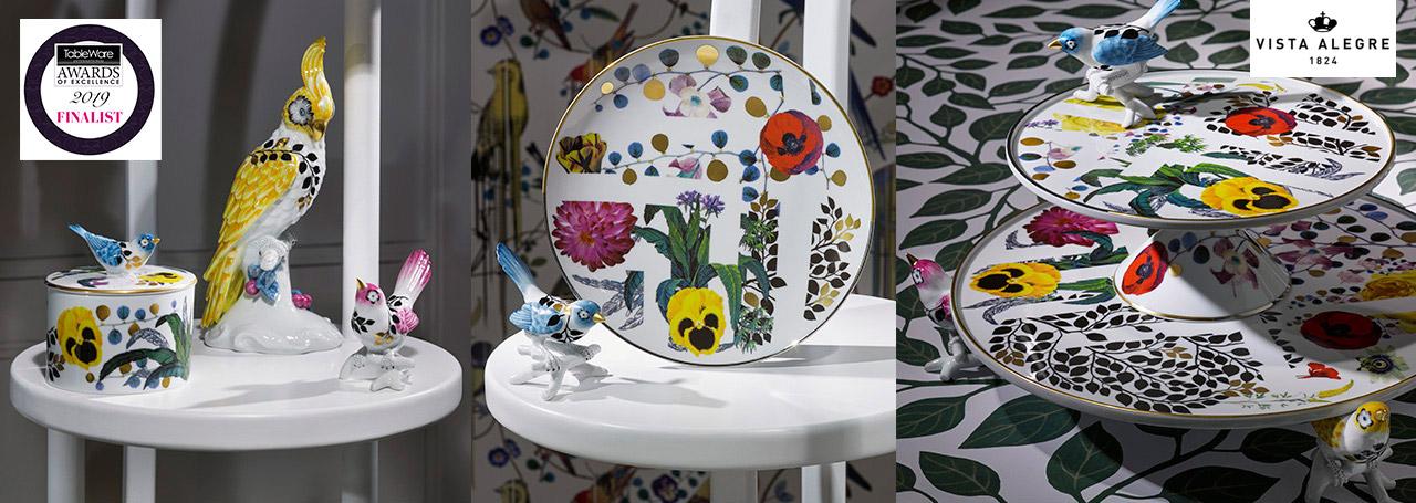 Porcelán Primavera by Christian Lacroix, Vista Alegre