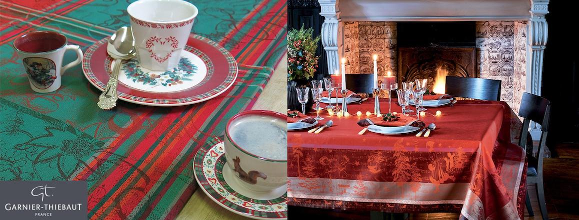 Vánoční textil, Garnier Thiebaut