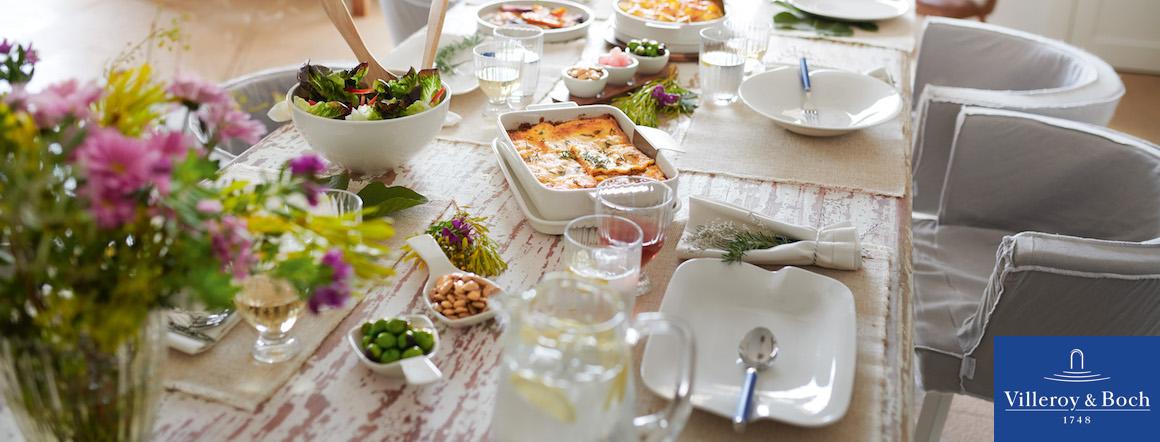 Porcelán Pasta Passion, Villeroy & Boch