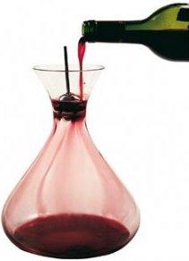 Atelier du Vin Dekantace