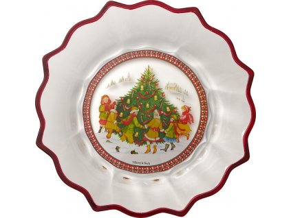 Christmas Glass Accessories