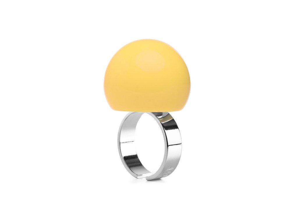 Ballsmania Žlutý prsten GIALLO LIMONATA