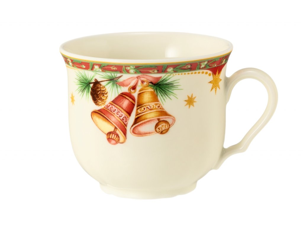 Seltmann Weiden Marie-Luise Weihnachtsnostalgie Kávový šálek 0.23 ltr.