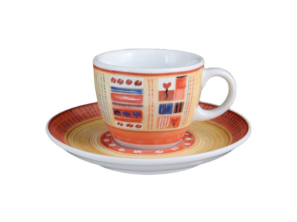 Seltmann Weiden Termoli Espresso šálek 0.09 ltr. a podšálek 11.8 cm