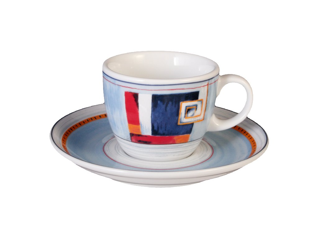 Seltmann Weiden Rapalo Espresso šálek 0.09 ltr. a podšálek 11.8 cm
