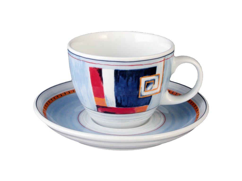 Seltmann Weiden Rapalo Cappuccino šálek 0.22 ltr. a podšálek 14.7 cm