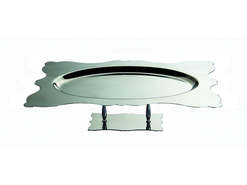 Mepra Dolce Vita Obdélníkový podnos na noze 47x34 cm