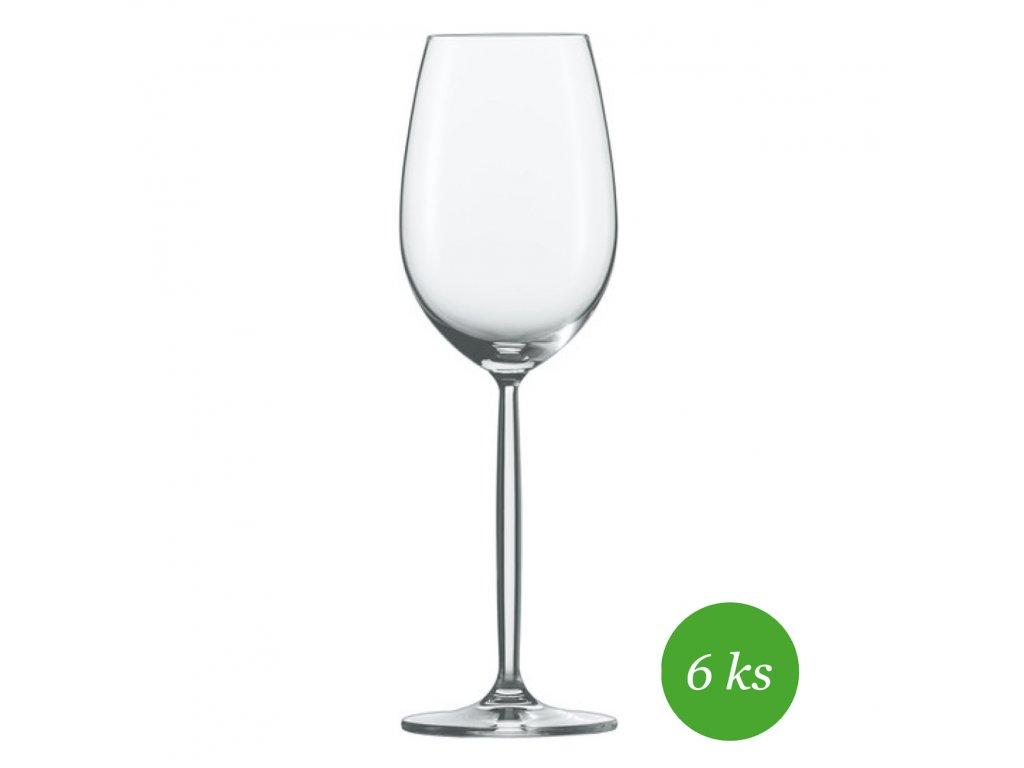 Schott Zwiesel Diva bílé víno, 6 kusů